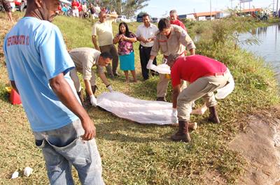 Cinco pessoas já morreram por afogamento na lagoa