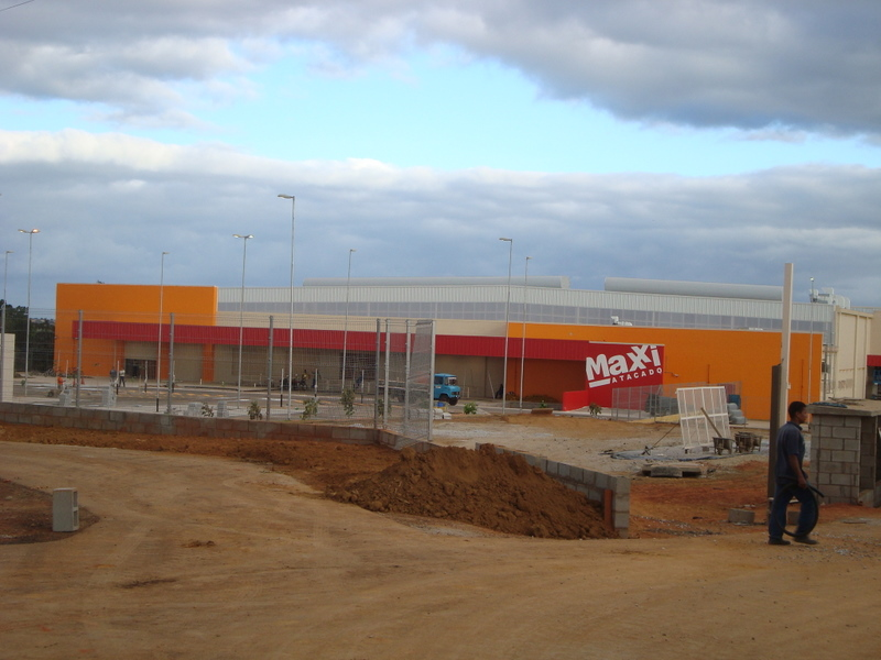 eee6d1659 Dentro de poucos dias será inaugurada em Vitória da Conquista a loja Maxxi  Atacado, divisão autosserviço do grupo Walmart, que atende comerciantes,  bares, ...