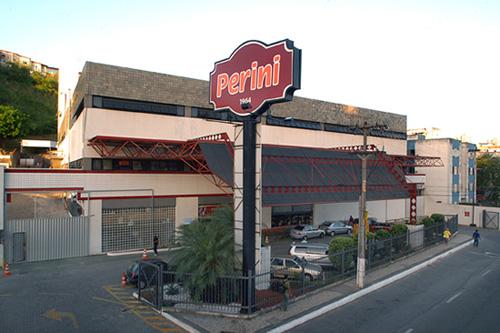 A Perini tem sete lojas em Salvador