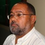 Rivaldo Gusmão foi eleito dom 82% dos votos válidos